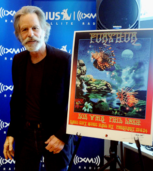 BOB WEIR AND  IOANNIS CELEBRATE PARTNERSHIP WITH T.J. MARTELL