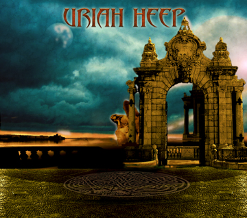 IOANNIS COMPLETES ARTWORK FOR NEW URIAH HEEP CD