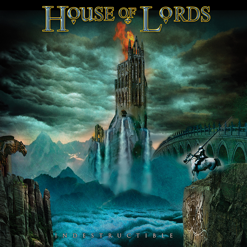 Ioannis artwork graces the new house of lords album for Classic house albums
