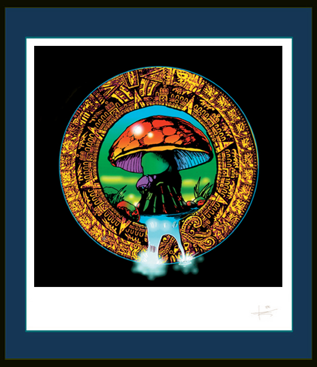 ALLMAN BROTHERS BAND: TOUR ART