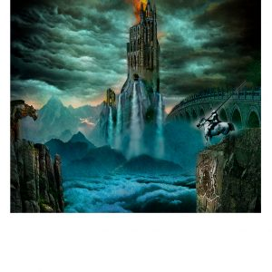HOUSE OF LORDS - INDESTRUCTIBLE LIMITED EDITION PRINT