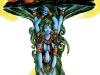 ALLMAN BROTHERS BAND TOUR ART -1994