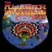 ALLMAN BROTHERS BAND TOUR ART -1997