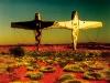 URIAH HEEP AUSTRALIA PANEL ART