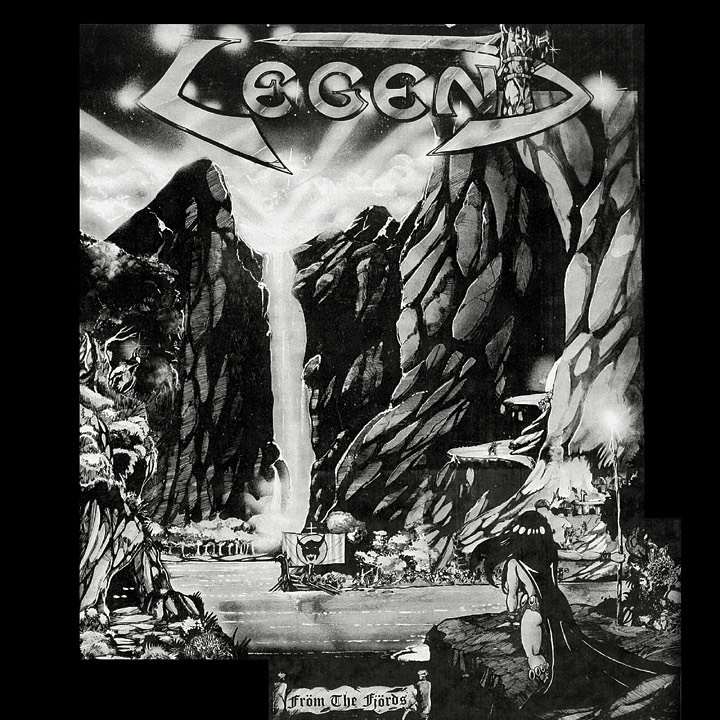 LEGEND FROM THE FJORDS RE-RELEASE
